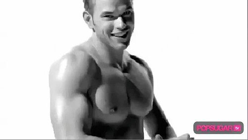 New Calvin Klein Underwear Commercial With Shirtless Kellan Lutz