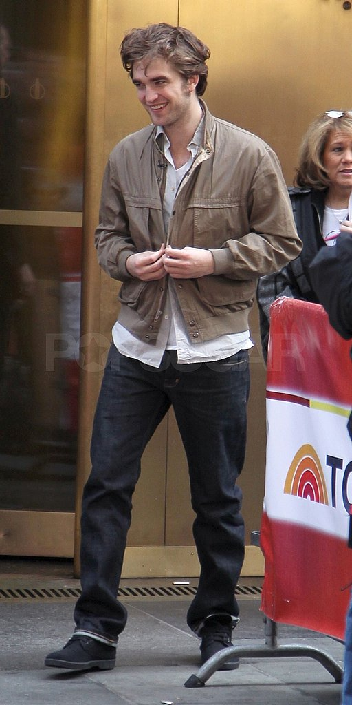Photos of Robert Pattinson