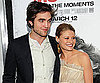 Slide Photo of Robert Pattinson and Emilie de Ravin at Remember Me Premiere