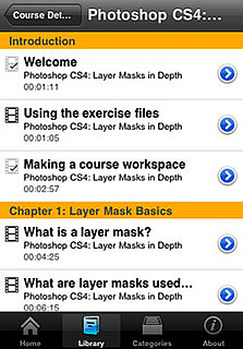 Lynda iPhone App Lets You Learn On the Go