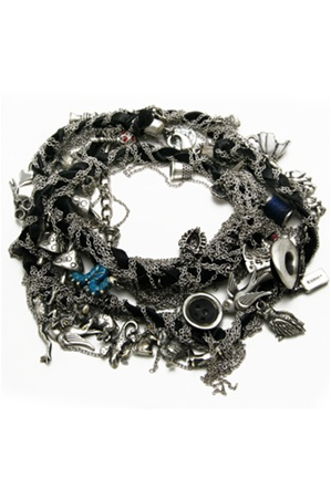 Tom Binns Mad Hatter Wrap Bracelet ($178)