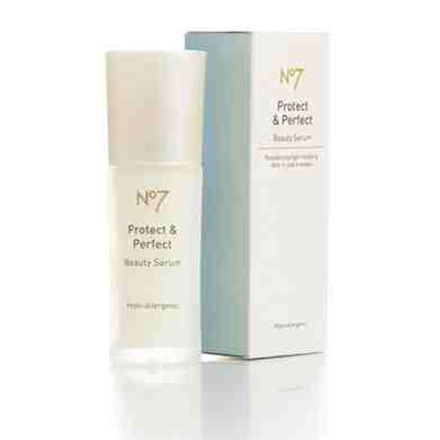Boots No 7 Protect & Perfect Intense Beauty Serum