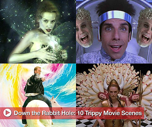 10 Trippy Movie Scenes Inspired By Alice in Wonderland