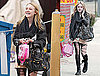 Photos of Dakota Fanning Carrying a Hello Kitty Lunchbox in LA