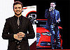 Photos of Justin Timberlake Introducing the New Audi A1 in Switzerland at the Geneva International Motor Show