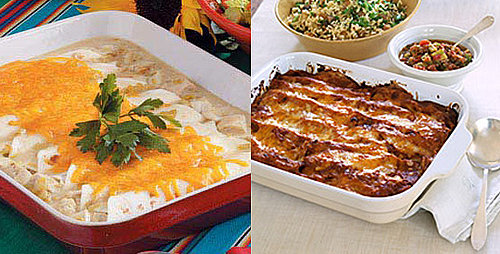 Easy and Expert Recipes For Chicken Enchiladas