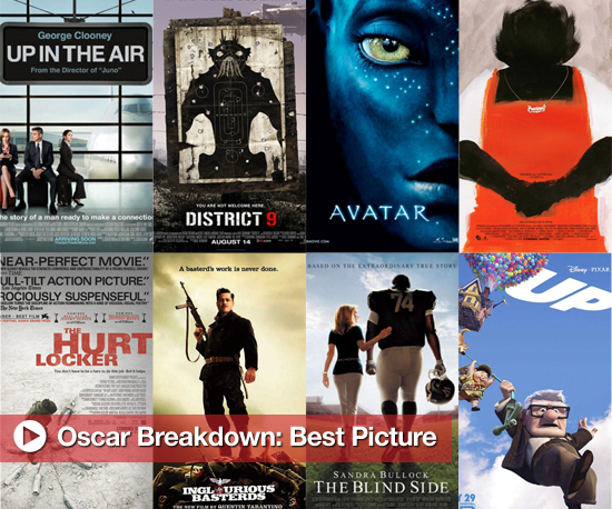 Oscar Breakdown: Best Picture