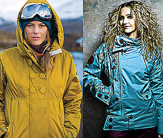 Olympic Medalists Torah Bright and Gretchen Bleiler Design Snowboard Gear For Roxy and Oakley