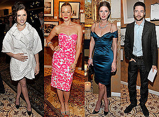 Photos of Anna Kendrick, Amy Smart, Nicky Hilton, Topher Grace at Art of Elysium Pre-Oscars Party