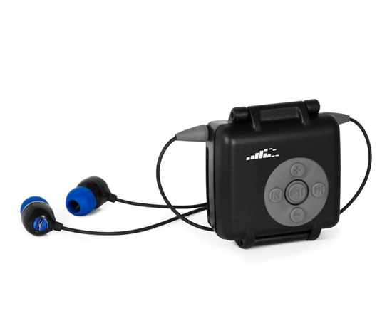 Waterproof Headphone System ($80)