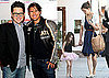 Photos of Tom Cruise Out in LA Honoring the Work of Irish People in Film; Katie Holmes Shopping With Shoeless Suri