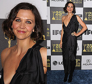 Maggie Gyllenhaal at 2010 Independent Spirit Awards 2010-03-05 22:56:02