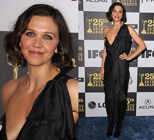 Maggie Gyllenhaal at 2010 Independent Spirit Awards