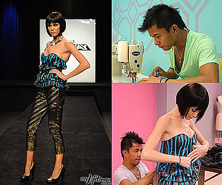 Project Runway Interview With Jay Nicolas Sario