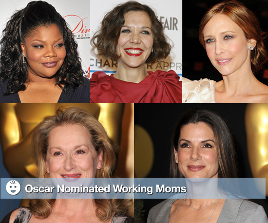 Oscar Nominated Working Moms
