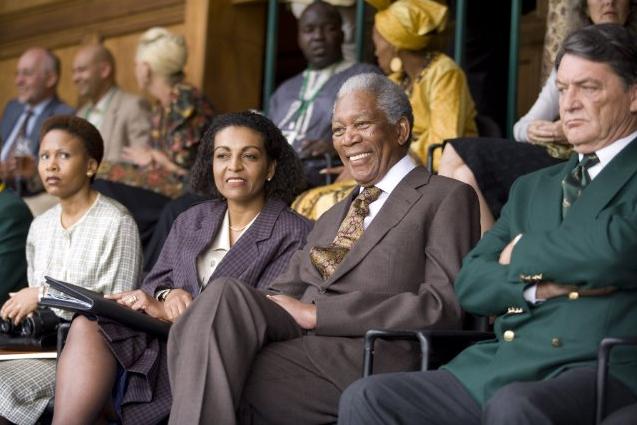 Nelson Mandela, Invictus