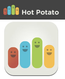 Hot Potato Encourages Social Networking Around Events