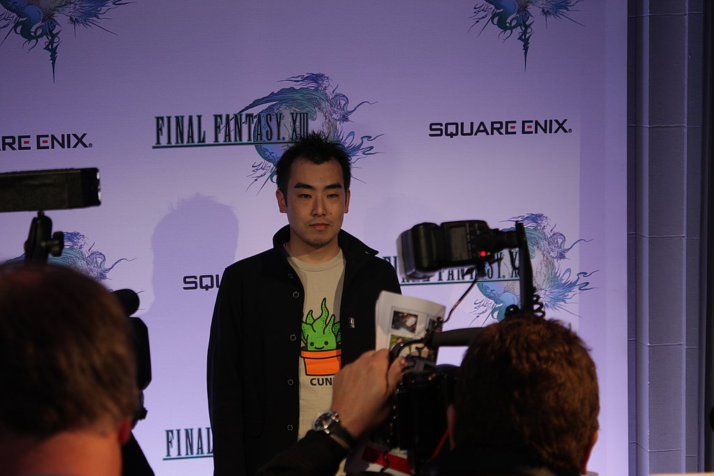 Sights From the Final Fantasy XIII Launch Party