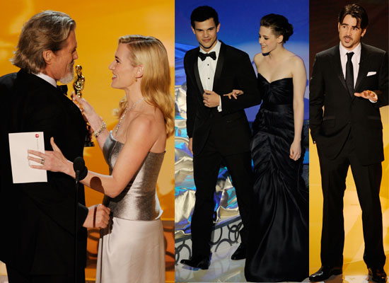 Photos of Inside the 2010 Oscars Show