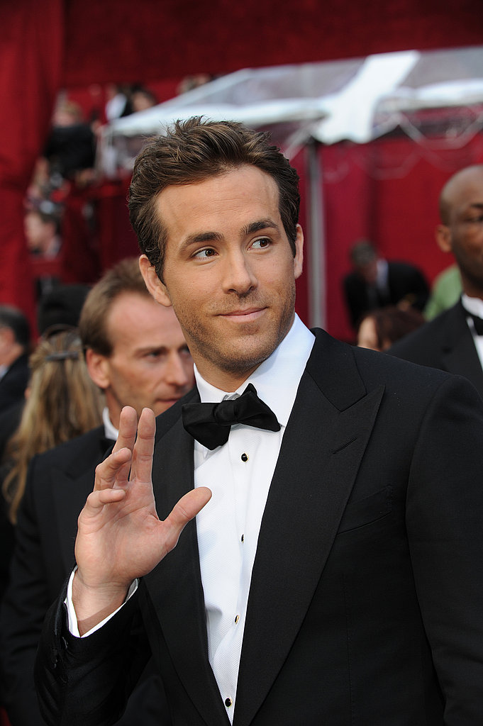 Photos of 2010 Oscar Red Carpet Men