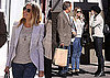 Photos of Sienna Miller With Her Parents in NYC
