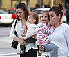 Slide Photo of Jennifer Garner with Violet and Seraphina 2010-03-09 12:00:30