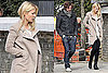 Photos of Gwyneth Paltrow And Al Martin Near Her London Home