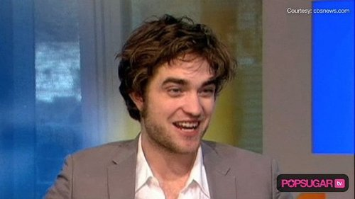 Robert Pattinson's Interview on The Early Show 2010-03-09 10:01:41