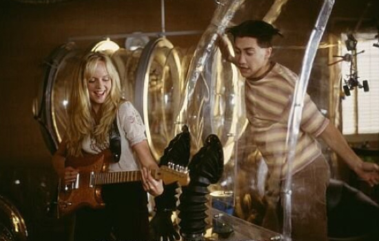 Jimmy and Chloe, Bubble Boy