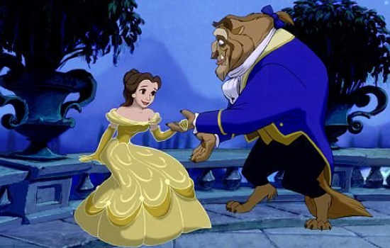 Beast and Belle, Beauty and the Beast