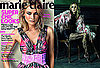 Photos of Diane Kruger on Marie Claire