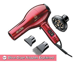 What Do the Different Attachments on Hair Dryers Do?