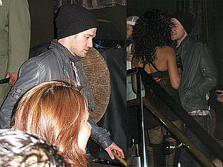 Photos of Justin Timberlake Clubbing in Las Vegas While Jessica Biel Screens Her Mt. Kilimanjaro Documentary