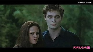 Robert Pattinson, Kristen Stewart, and Taylor Lautner in the Full Eclipse Trailer 2010-03-11 08:09:00