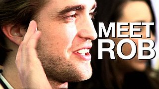 Robert Pattinson, Remember Me, I'm a Huge Fan, Premiere of Remember Me