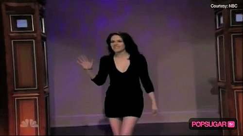 Kristen Stewart on The Tonight Show With Jay Leno, Part One 2010-03-11 01:47:16