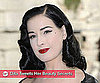 Dita Von Teese's Beauty Secrets 2010-03-15 13:00:05