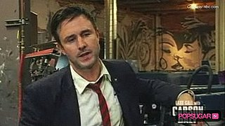 David Arquette Talking About Courteney Cox and His Coco Arquette Tattoo With Carson Daly