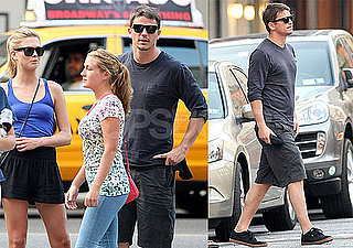 Photos of Josh Hartnett and Rumored Girlfriend in NYC