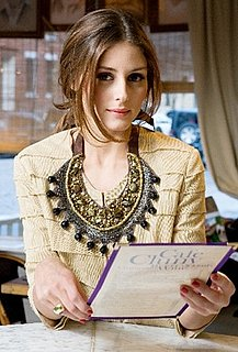 Olivia Palermo Designs Jewellery