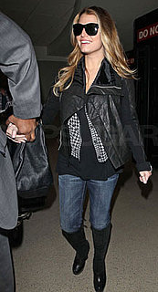 Jessica Simpson Travel Style