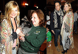 Photos of Kate Moss and Jamie Hince at the Stella McCartney Gap Kids Collection Launch in the UK 2010-03-17 02:00:00