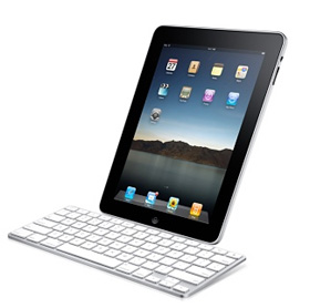iPad Keyboard Shipments Delayed