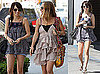Photos of Nicole Richie and Jennifer Meyer Getting Lunch in LA