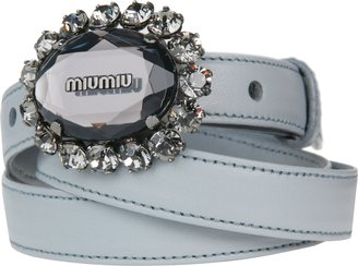Miu Miu Jeweled Buckle Belt: Love It or Hate It?