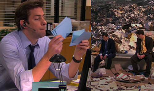 "Review and Recap of The Office Episode ""New Leads"" Plus Video"