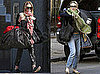 Photos of Mary-Kate Olsen and Ashley Olsen Leaving Their Separate Apartments in NYC