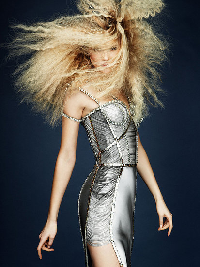Lookbook Look: Atelier Versace Spring 2010