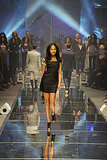 Jourdan Dunn Makes First Public Appearance — On Catwalk — Following Boyfriend's Arrest
