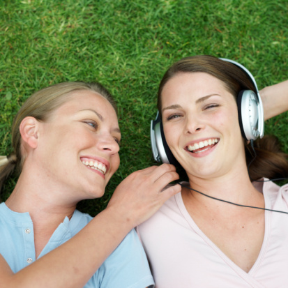 Music Helps Relieve Anxiety and Stress Like a Massage